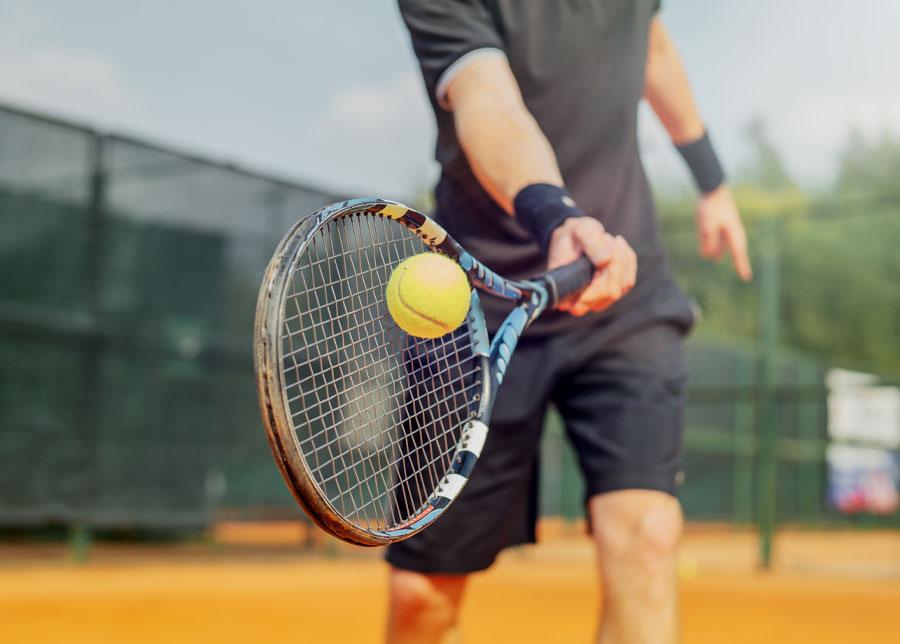Fitnessstudio Vita Sport Tennis