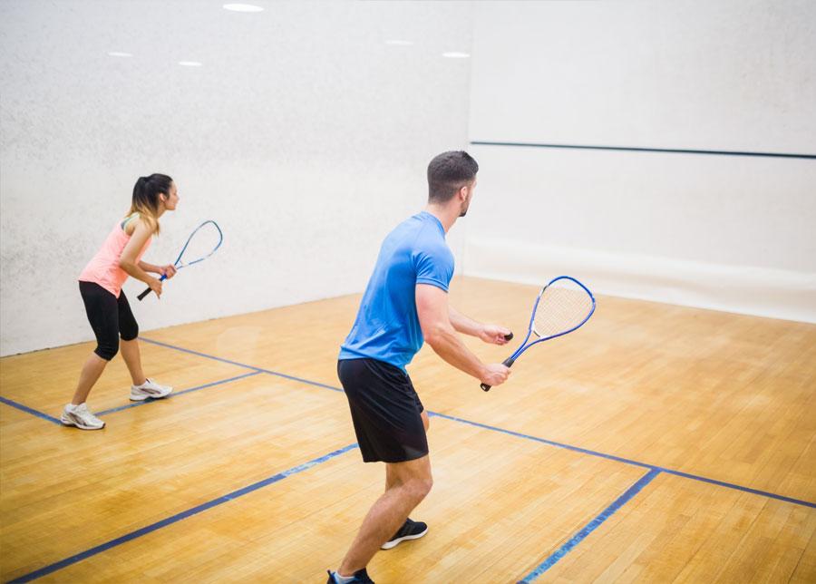 Fitnessstudio Vita Sport Squash