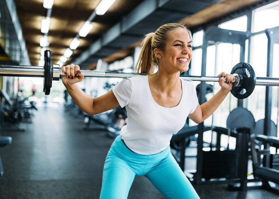 Fitnessstudio Vita Sport Geraetepark