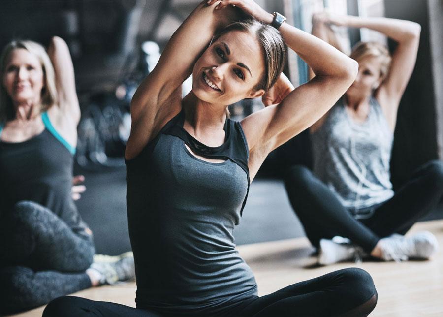 Fitnessstudio Vita Sport Gruppenfitness