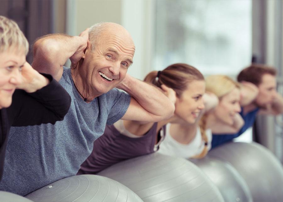Fitnessstudio Vita Sport Rehasport
